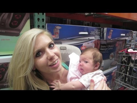 Breastfeeding In Public Wherever You Can! │11•21•14 Daily Vlog video