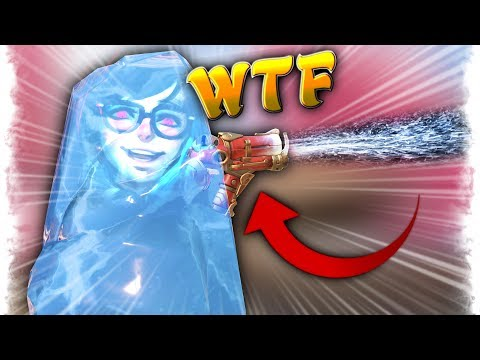 Insanely Broken Mei Bug?? | Overwatch Best and Funny Moments - Ep.48