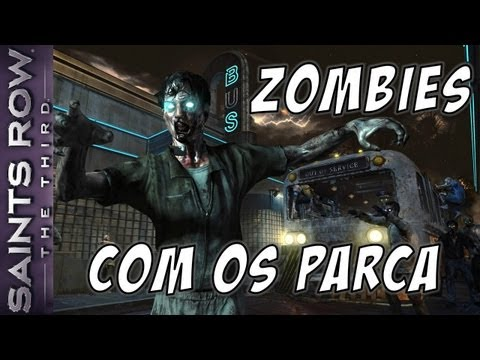 TRANZIT | Zombies com os Para