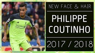 PES 2013   New face & hair • Philippe Coutinho • 2017 / 2018 • HD