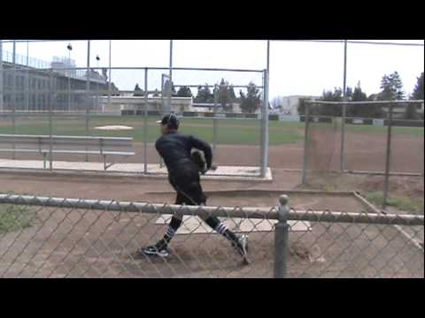 Julian Kelly Senior Lhp 6'1 163lbs Bullpin With Mario Iglesias video
