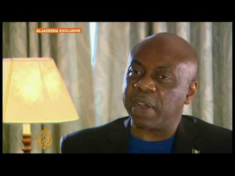 Al Jazeera's exclusive interview with Nigeria's rebel leader - 01 Nov 09