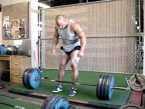 Deadlift training with Chris Hickson Image 1