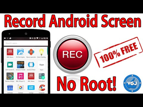 How to Directly Record Android Screen for Free with No Root - ADV Recorder