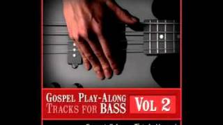 Just A Prayer Away Db Yolanda Adams Bass Play Along Track