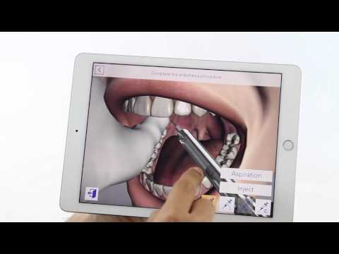 Dental Simulator screenshot for Android