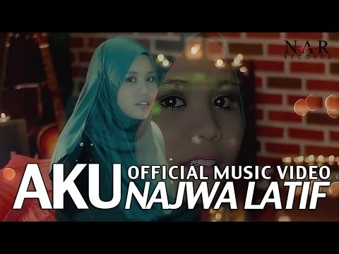 Najwa Latif - Aku (official Music Video) video