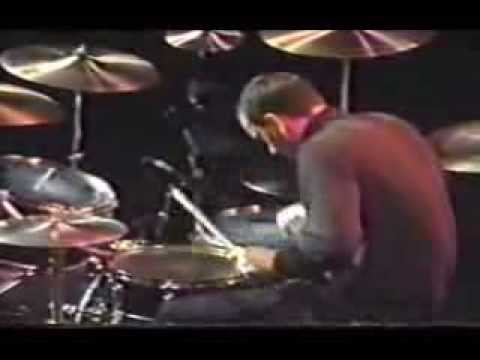Neil Peart (Buddy Rich Memorial Concert - Solo)