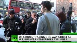 Copyright Crackdown_ UK student latest anti-terror victim
