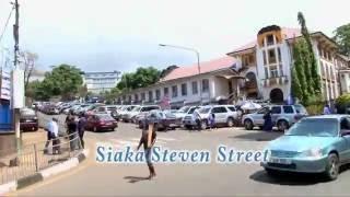 Sierra Leone Tour 2016