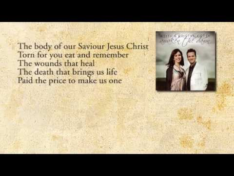 Keith Getty - Behold The Lamb Communion Song