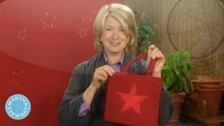 Patriotic Tote Bags - Memorial Day - Martha Stewart