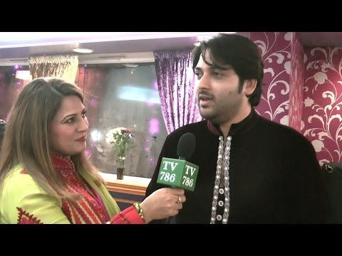 Singer Nadeem Abbas Lonewala Bismillah Karan Interview On Tv786 video