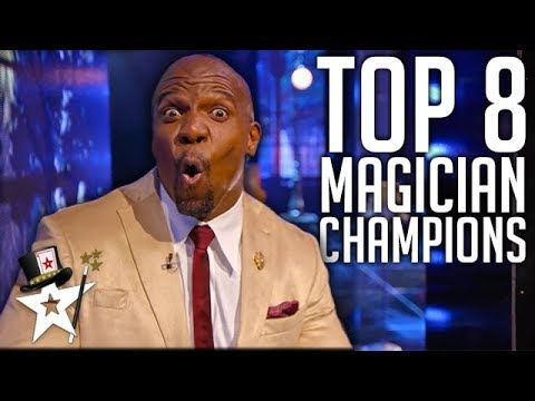 Download Best Magicians In The World on America's Got Talent: The Champions | Magicians Got Talent Mp4 baru