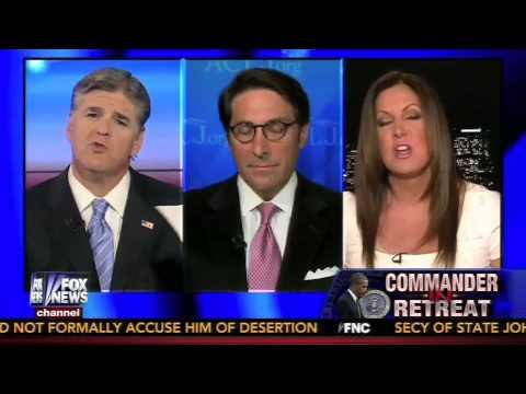 Congress Not Informed of Prisoner Swap For Bergdahl - Leslie Marshall on Hannity 6/2/14