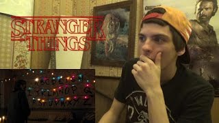 "Stranger Things - Season 1 Episode 3 (LIVE REACTION) ""Chapter Three: Holly, Jolly"" 1x03"