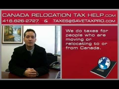 ... | Non-Resident, Rental Property, Canadian Income Tax Return Services