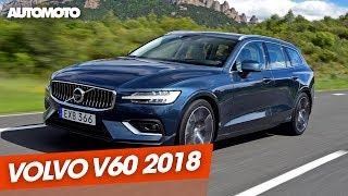 Volvo V60 : La nouvelle référence du marché ?