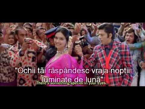hindi song with romanian subtitle (Ajab si)