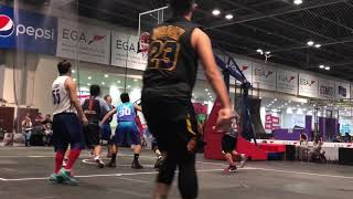 Dubai Sports world. Yallah Sports: Ballers vs Sabado boys