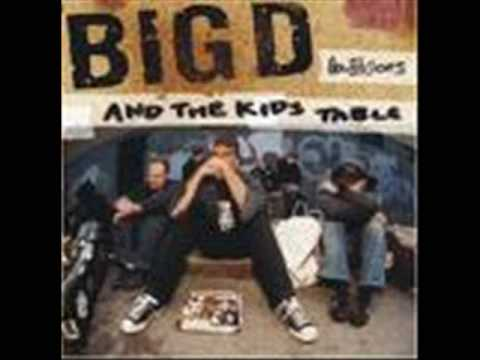 Big D And The Kids Table - Bender