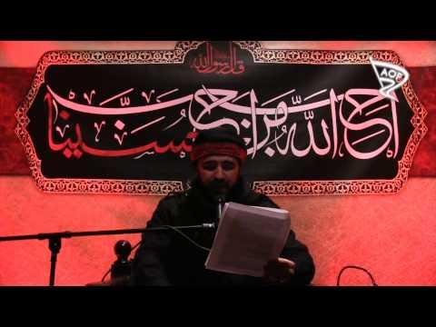 [12] Maqtal Imam Hussain [as] | English Majlis | Br. Rami Bjeijeh [HD]