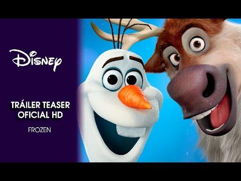 Disney España   Teaser Tráiler 'Frozen, el reino del hielo'