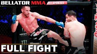 Full Fight   Gegard Mousasi vs. Rafael Lovato Jr. - Bellator 223