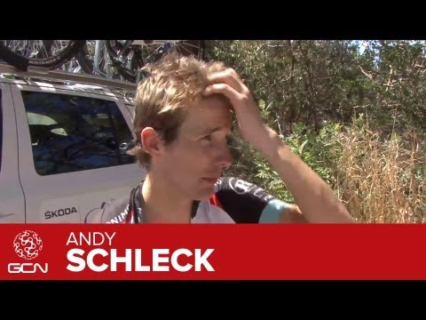 Andy Schleck Interview - January 2013