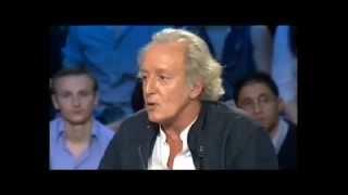 Didier Barbelivien - On n'est pas couché 17 octobre 2009 #ONPC