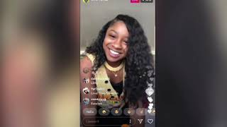 Toya Wright Goes Off On Reginae Carter About DATING RAPPERS