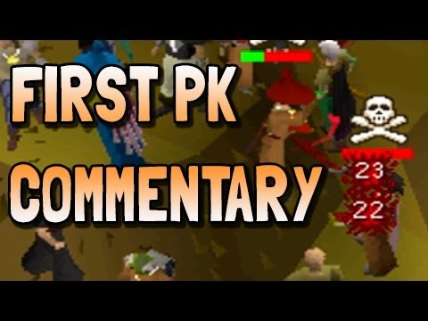 Runescape 2007 Pk Commentary #1 - So Wreck3d