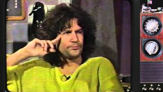October 1986 - Alan Hunter MTV Interview with Billy Squier