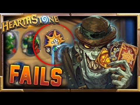FAIL Moments Ep. 26   Hearthstone
