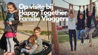 Op visite bij Happy Together Familie Vloggers [ Vlog #72 Nice Family & Friends Familie vloggers