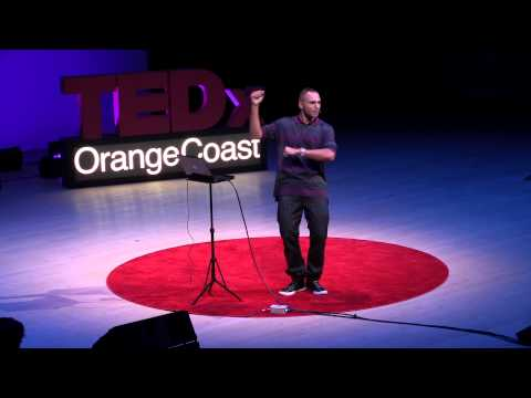 The most important language you will EVER learn | Poet Ali | TEDxOrangeCoast thumbnail