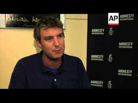 Amnesty International alleges death, torture in Syrian prisons