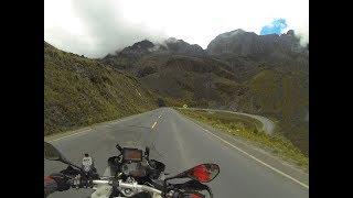 Viagem de Moto pela América do Sul - Capitulo 04 de 15 - Estrada da Morte