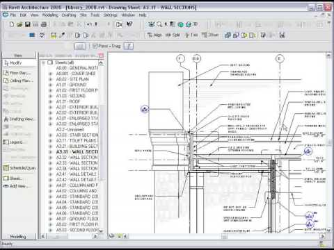 Making the move from autocad to revit architecture youtube for Architecture firms that use revit