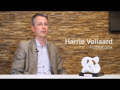 Harrie Vollaard, Rabobank - Europe's Corporate Startup Stars
