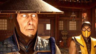 MORTAL KOMBAT 11 - Full Story Mode Walkthrough & Ending (MK11 2019) PS4 Pro