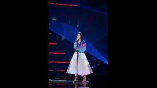 《梦想的声音》第9期:张靓颖唱《值得》,郑秀文赞美:神级层次
