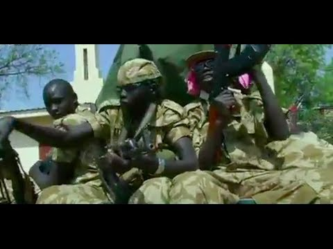 South Sudan Rebels 'Take Key State' of Unity
