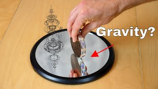 Gravity-Defying Coin Takes 2 Minutes to Tip Over—Euler's Disk