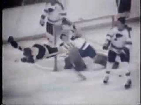 Bobby Orr score OT winner Vs St. Louis Blues Video