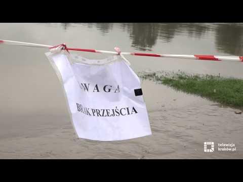 Pogotowie Przeciwpowodziowe W Krakowie