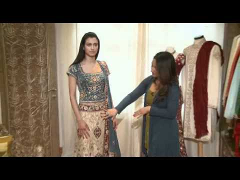 Asian Wedding Designers - Charmi Creations  - WeddingTV