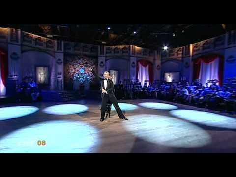 Juozas Liesis ir Elena Leonova @2-asis šokis