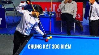 Chung Kết Bida Libre Cup Hóc Môn 2017, Trần Phi Hùng gặp Đình Tiến