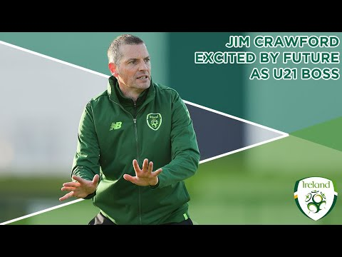 #IRLU21 | New Manager Jim Crawford excited by future
